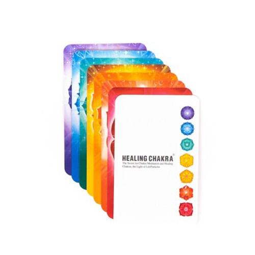 7 Chakra Energy Cards