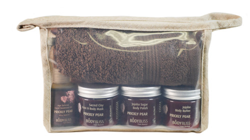 Prickly Pear Home Spa Set by BODY BLISS™
