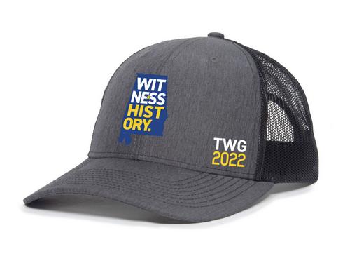 The World Games 2022 Witness History Trucker Cap