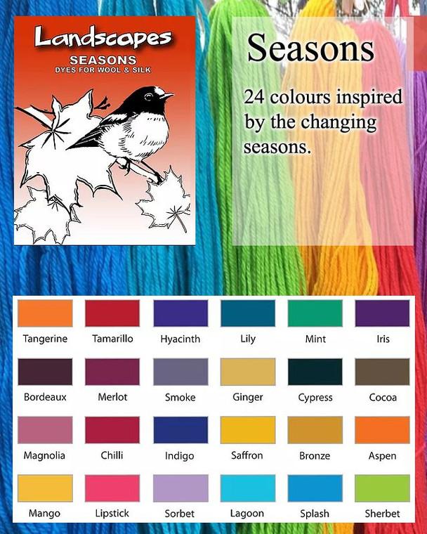 Landscapes Dyes - Seasons