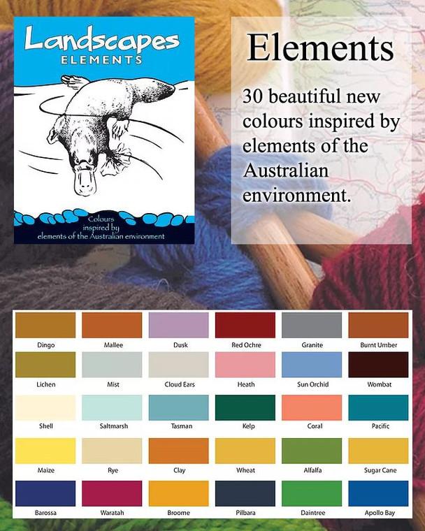 Landscape Dyes - Elements