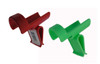 Rod Holder Bulk Red or Green