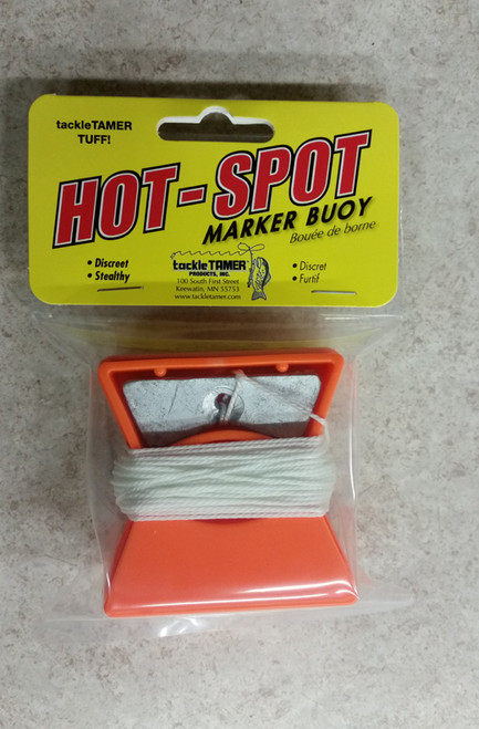 Mini Marker Buoy - Orange