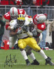 AJ Hawk OSU 8-6 8x10 Autographed Photo - Certified Authentic