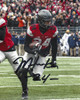 Malik Hooker OSU 8-1 8x10 Autographed Photo - Certified Authentic
