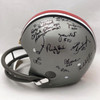 1968 Team OSU w/ Holtz Autographed Replica Helmet - Certified Authentic