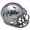 Parris Campbell Ohio State Buckeyes Autographed Mini Helmet - Certified Authentic
