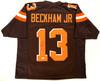 Odell Beckham Jr. Cleveland Browns Autographed Jersey - JSA Authentic