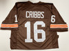 Josh Cribbs Cleveland Browns Autographed Jersey - PSA Authentic