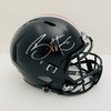 Braxton Miller Ohio State Buckeyes Autographed Black Replica Helmet - Certified Authentic
