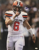 Baker Mayfield Cleveland Browns 16-4 16x20 Autographed Photo - JSA Authentic