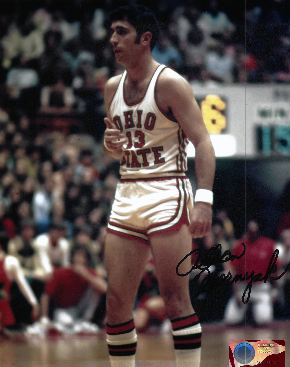 Allan Hornyak OSU 8-2 8x10 Autographed Photo - Certified Authentic