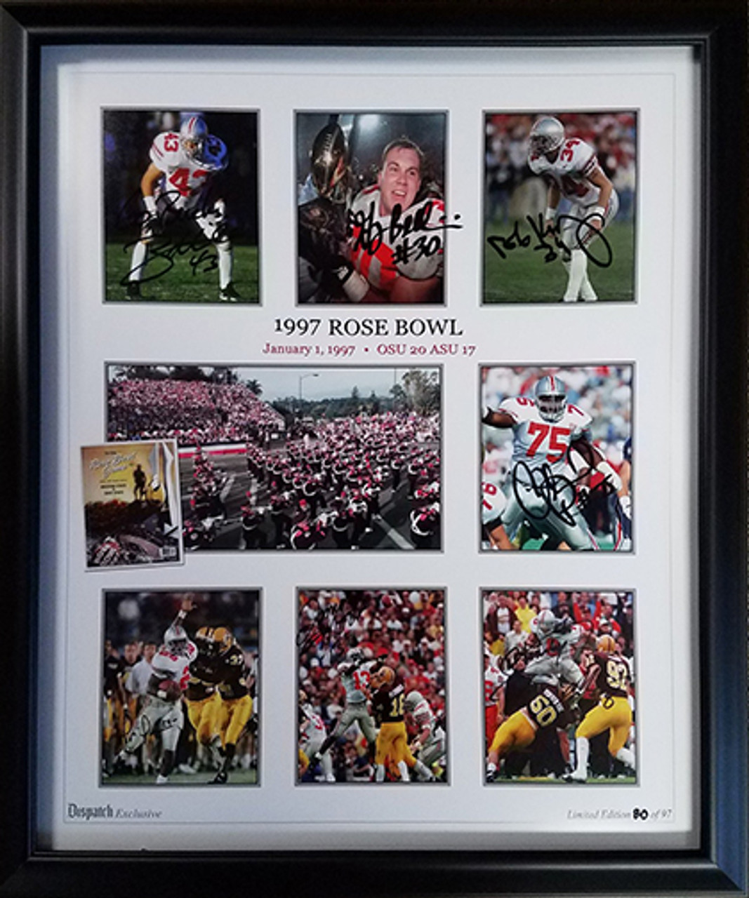 1997 Rose Bowl Ltd. Ed. 1 & 2