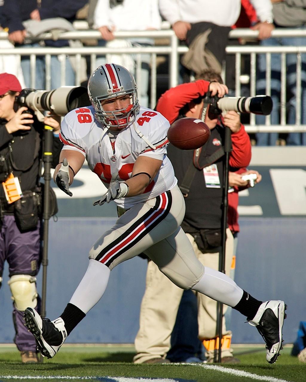 DEVIN SMITH 8X10 PHOTO OHIO STATE BUCKEYES PICTURE NCAA FOOTBALL
