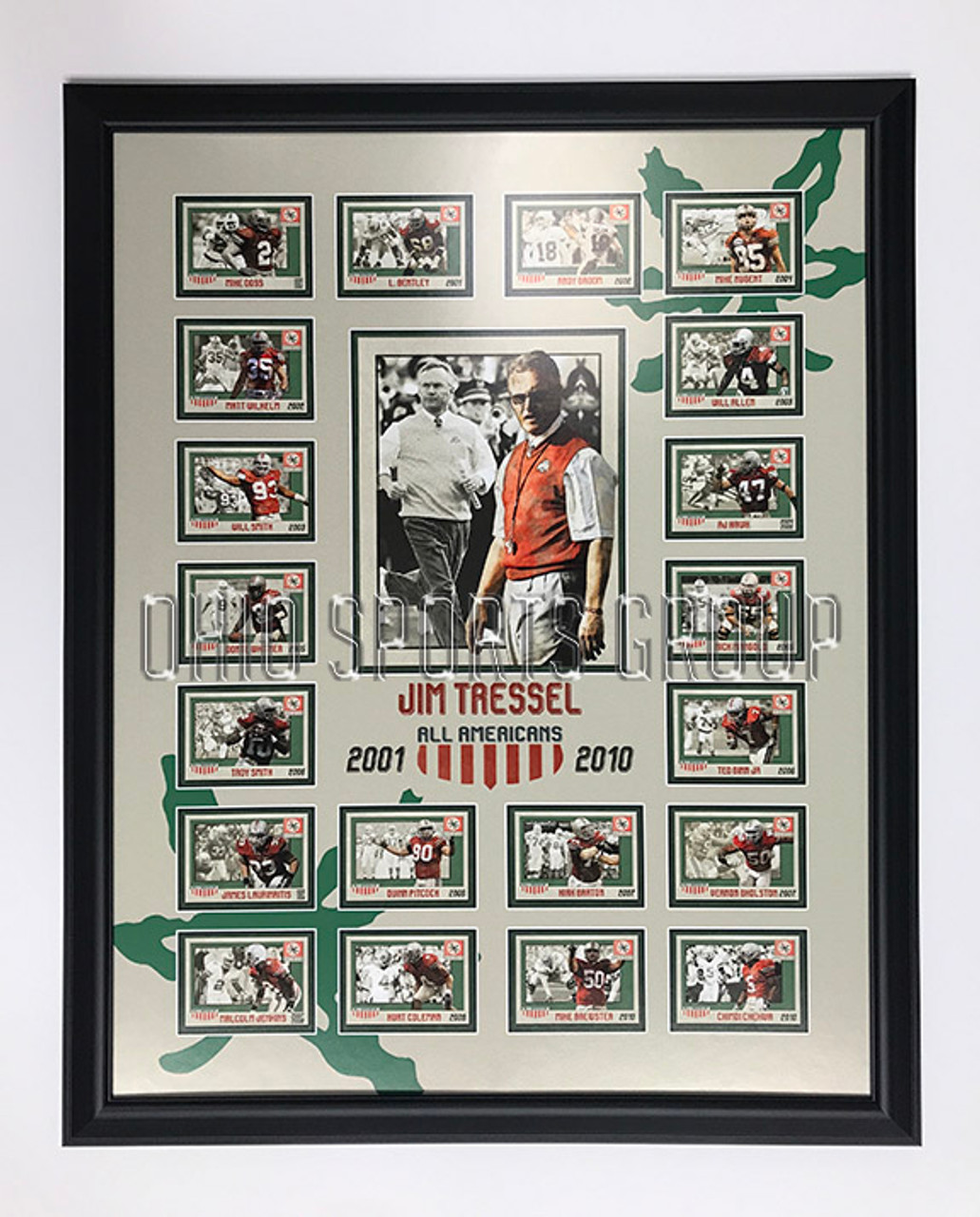 All-Americans Collection - Jim Tressel