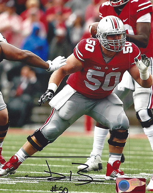 Jacoby Boren OSU 8-1 8x10 Autographed Photo - Certified Authentic