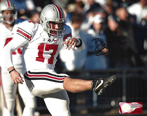 Ben Buchanon OSU 8-4 8x10 Autographed Photo - Certified Authentic
