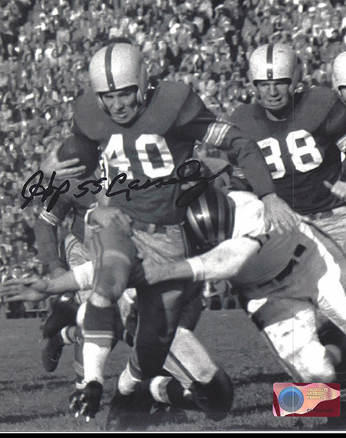 Howard Hop Cassady OSU 8-3 8x10 Autographed Photo - Certified Authentic