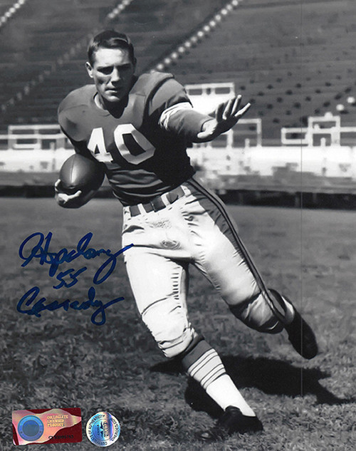 Howard Hop Cassady OSU 8-9 8x10 Autographed Photo - Certified Authentic