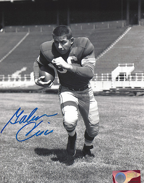 Galen Cisco OSU 8-3 8x10 Autographed Photo - Certified Authentic