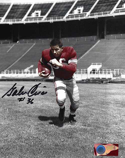 Galen Cisco OSU 8-4 8x10 Autographed Photo - Certified Authentic