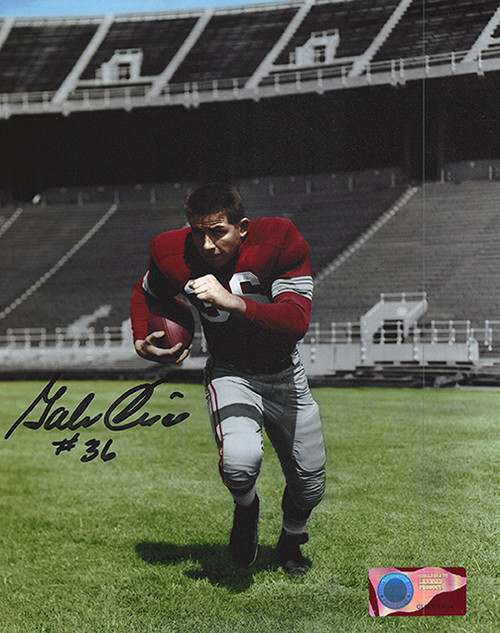 Galen Cisco OSU 8-5 8x10 Autographed Photo - Certified Authentic