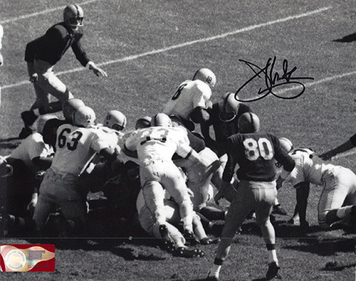 Don Clark OSU 8-2 8x10 Autographed Photo - Certified Authentic