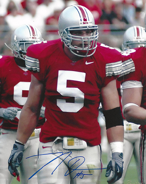 Mike D'Andrea OSU 8-5 8x10 Autographed Photo - Certified Authentic