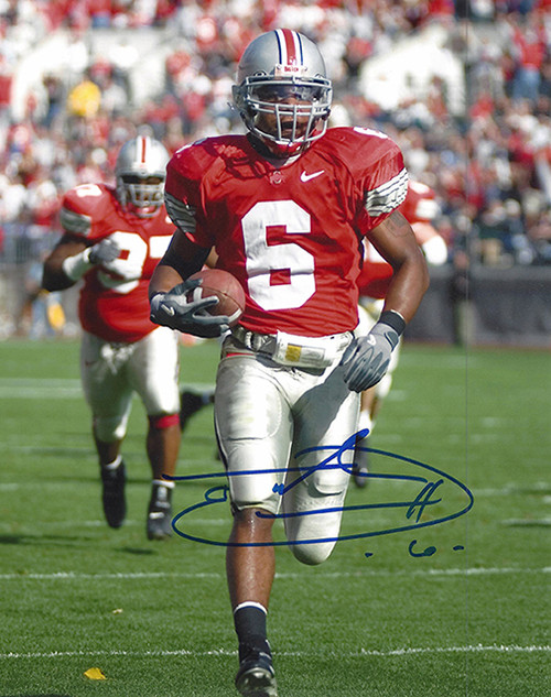 Tyler Everett OSU 8-3 8x10 Autographed Photo - Certified Authentic