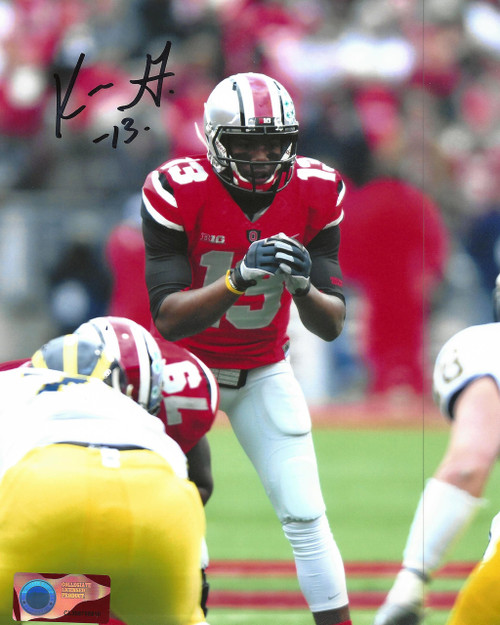 Kenny Guiton OSU 8-1 8x10 Autographed Photo - Certified Authentic