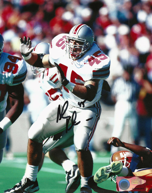 Andy Katzenmoyer OSU 8-6 8x10 Autographed Photo - Certified Authentic