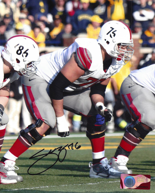 JB Shugart OSU 8-2 8x10 Autographed Photo - Certified Authentic