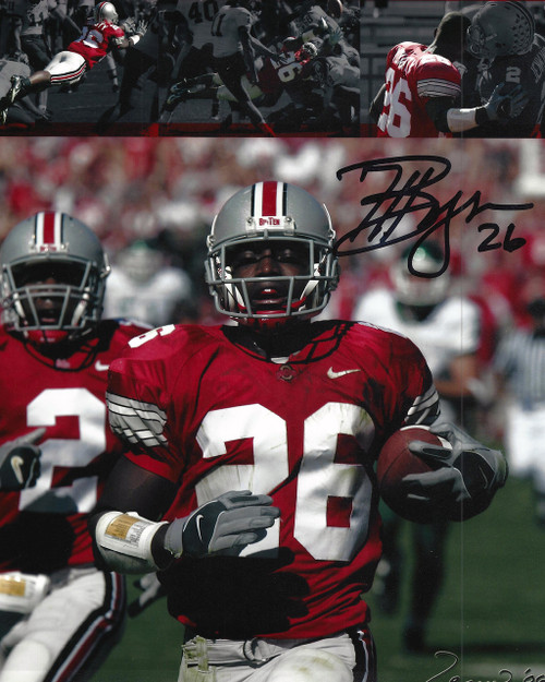 Ashton Youboty OSU 8-2 8x10 Autographed Photo - Certified Authentic