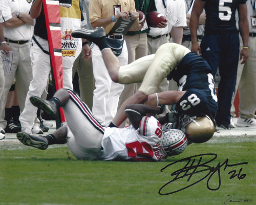 Ashton Youboty OSU 8-3 8x10 Autographed Photo - Certified Authentic