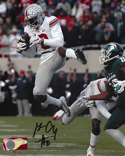 Gareon Conley OSU 8-2 8x10 Autographed Photo - Certified Authentic