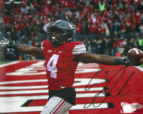 Curtis Samuel OSU 8-1 8x10 Autographed Photo - Certified Authentic