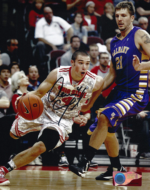 Aaron Craft OSU 8-2 8x10 Autographed Photo - Certified Authentic