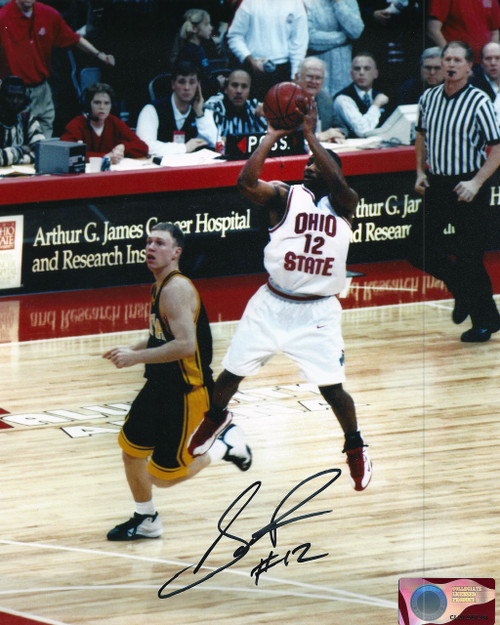 Scoonie Penn OSU 8-2 8x10 Autographed Photo - Certified Authentic