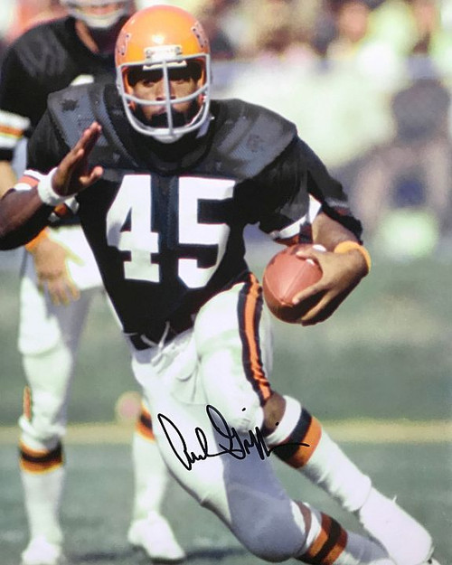 Archie Griffin Cincinnati Bengals 16-1 16x20 Autographed Photo - Certified Authentic