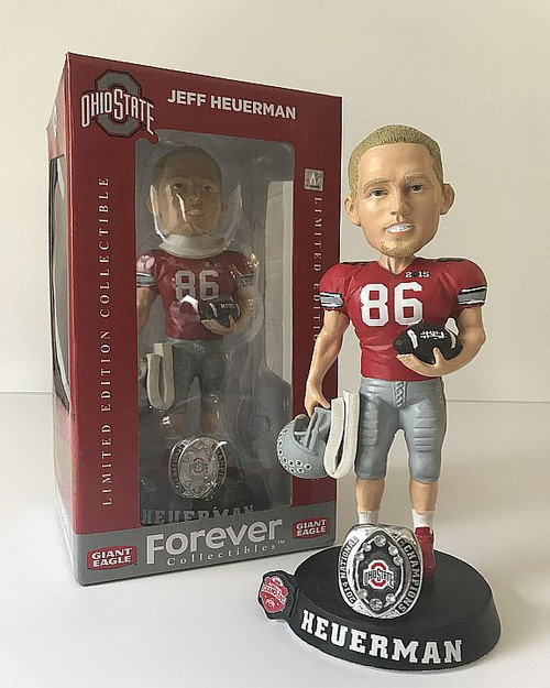 Jeff Heuerman OSU Bobblehead