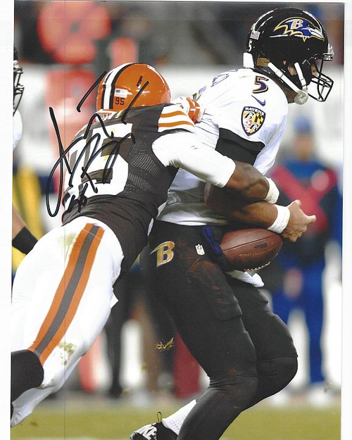 Armonty Bryant Browns 8-1 8x10 Autographed Photo - Certified Authentic