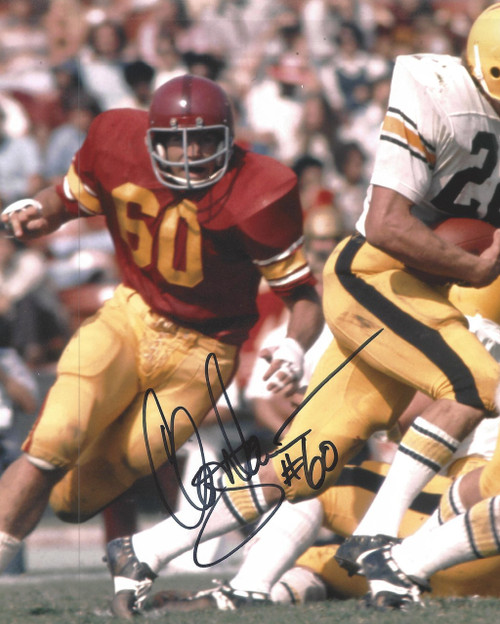 Clay Matthews USC 8x10 Autographed Photo - Certified Authentic