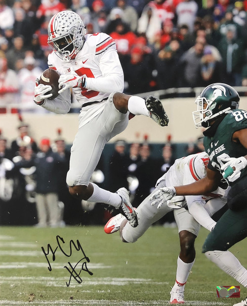 Gareon Conley OSU 16-2 16x20 Autographed Photo - Certified Authentic