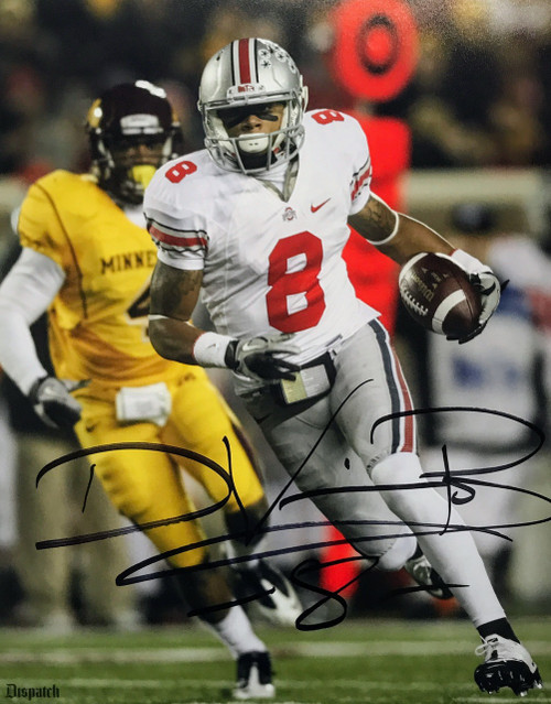 DeVier Posey OSU 16-13 16x20 Autographed Photo - Certified Authentic