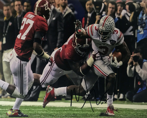 Michael Thomas OSU 16-8 16x20 Autographed Photo - Certified Authentic