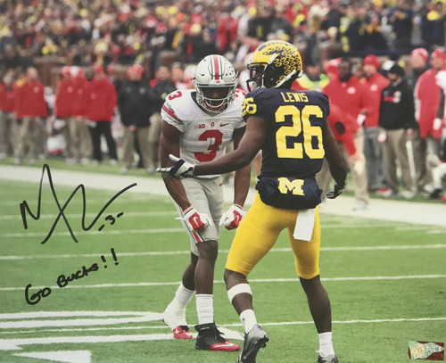 Michael Thomas OSU 16-10 16x20 Autographed Photo - Certified Authentic