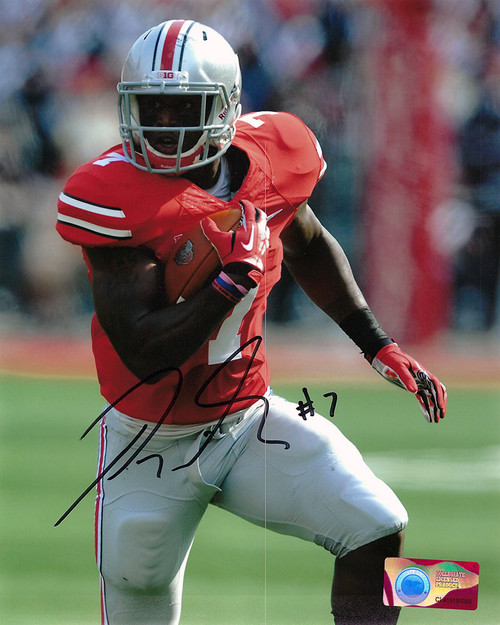 Rod Smith OSU 8-4 8x10 Autographed Photo - Certified Authentic