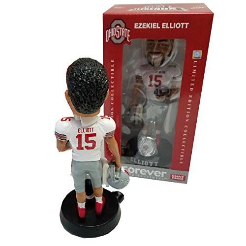 Ezekiel Elliott Ohio State Buckeyes Limited Edition Bobblehead - 2014 National Champions - Limited Edition Collectible