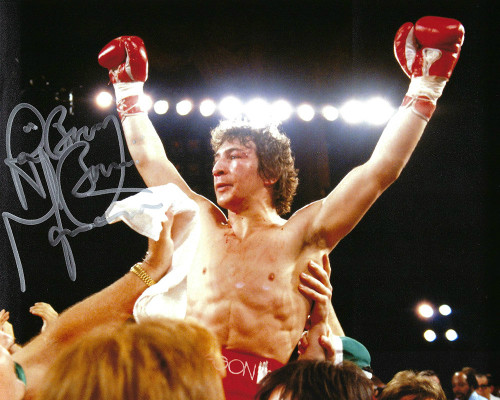 Ray Boom Boom Mancini 8x10 Photo - CertifiedAuthentic