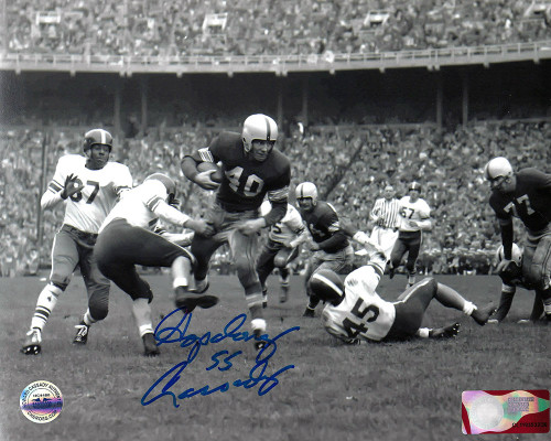 "Howard ""Hopalong"" Cassady OSU 8-19 8x10 Photo - Certified Authentic"